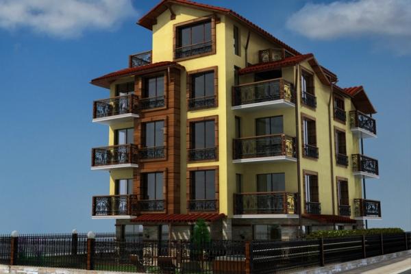 Равда - жилищна сграда