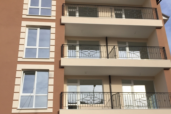 Равда - жилищна сграда 2 - реализация