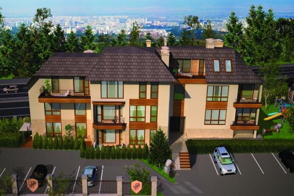 София - жилищна сграда - Виола Бояна