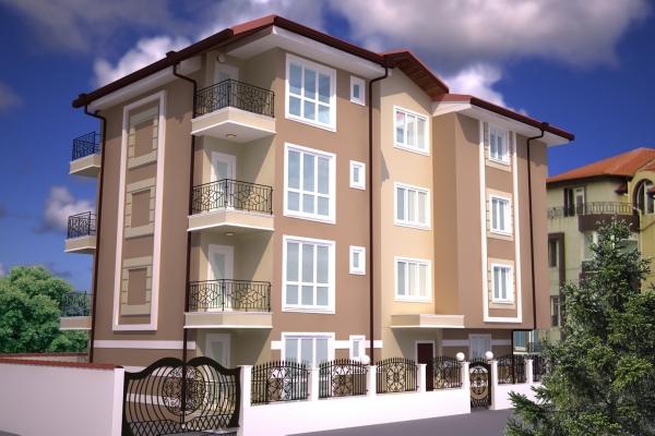 Равда - жилищна сграда 2